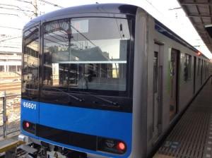 野田線新車両 先頭
