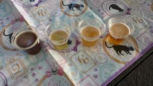 4種のビール