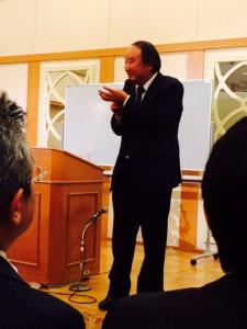 金子先生の講義3